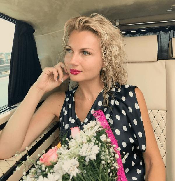 Википедия Олеся Лосева российская журналистка, телеведущая, актриса