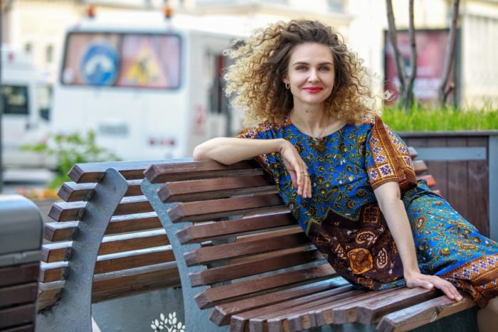 Википедия Анна Шафран (Анна Борисовна Палюх) телеведущая, радиоведущая