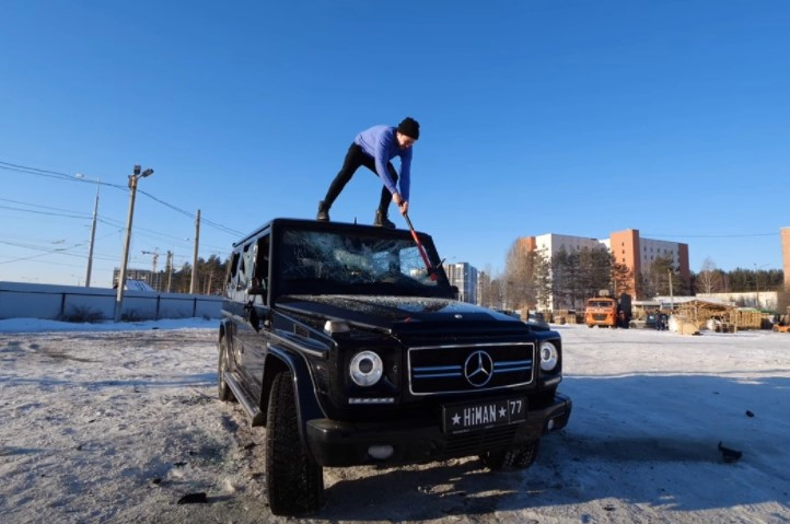 Википедия Андрей Ширгин видеоблогер Ютуб HiMan (ХайМан)